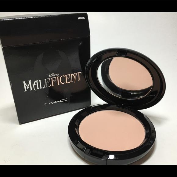 Nib Mac Maleficent Beauty Powder Natural A14 Nwt